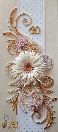 Paper Quilling by Neli Beneva