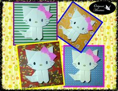 Origami Maniacs: Origami Charmmy the Cat
