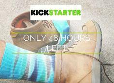 48 hours until the end! But it's just the beginning...#bambuzsocks #kickstarter #kickstartercampaign #socks #sockgame #sockswag #socksoftheday #socksoutsaturday #dresssocks #fashion #fashionblogger #mensfashion #mensstyle #menswear #startup #startuplife #bamboosocks #bamboo #photography