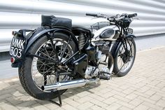 1937 Triumph 3SW 350