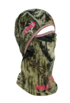 GWG Head Cover This looks pretty nice for walking/running in cold weather.