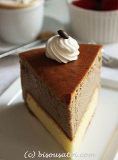 Coffee Cheesecake.