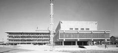 Katsushika Ward Office  by Takeo Sato Architect & Associates - circa 1963