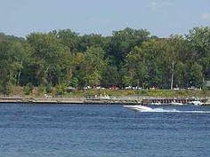 New York State Park: Schodack Island