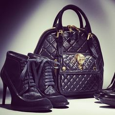 Quilted @Burberry? Yes please!