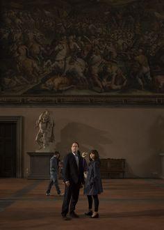 Salvatore Ferragamo Dresses Tom Hanks and Felicity Jones in Inferno