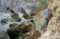 Canyon of the river Čikola - Dalmatian hinterland - Croatia
