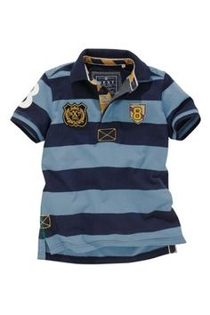 Buy Stripe Polo (3-16yrs) from the Next UK online shop