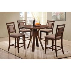 Found it at Wayfair - Colona Group Counter Height Dining Table