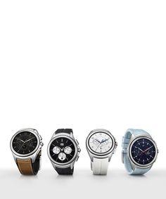 LG's new Watch Urbane smartwatch