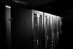THE CLOUD SHELTER | Telecom Italia - Data Center. ©Paolo Pellegrin #MagnumPhotos
