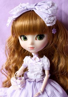 pullips dolls | Pullip Dolls são bonecas criadas pela companhia coreana Cheonsang ...