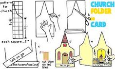 Image result for making churches for kids