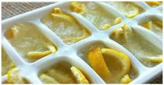 AFTER YOU SEE WHAT HAPPENS , YOU'LL FREEZE LEMONS FOR THE REST OF YOUR LIFE! – Natural Solution