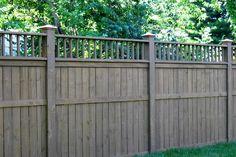 PRIVACY FENCES « Quality Custom Cedar Fencing