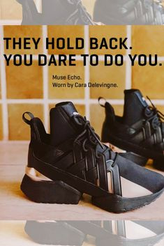 0c3c759bc91 You dare to do you 👊🏼. Soletrader Shoes