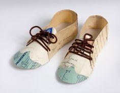 Zapatos de papel - Jennifer Collier