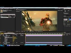 After Effects & Photoshop   2D image to 3D illusion - Tutorial ITA - YouTube