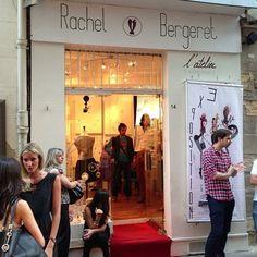 #Vernissage de Rachel Bergeret dans le Marais, le 5 septembre 2013 à #Paris