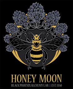 Honey Moon, New Single Notes, New Trading Post Website! - Black Phoenix Alchemy Lab