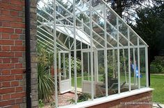 Lean-To Victorian Greenhouses