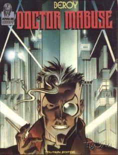 Comics El Coleccionistas - DIRECTOR MABUSE