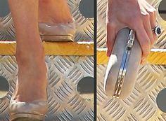 LK Bennett Sledge Pumps, Alexander McQueen clutch