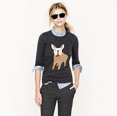 Animal sweater