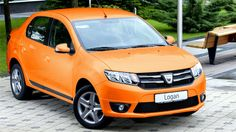 New Model Dacia Logan HD Image