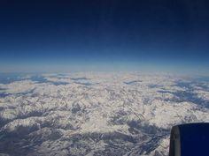 Inflight 36,000 Feet