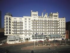 DE VERE THE GRAND HOTEL, #Brighton | With an innate sense of style, this celebrated Victorian hotel takes centre stage on the vibrant Brighton seafront. Magnificent, imposing and the epitome of luxury, this is truly a remarkable hotel | www.devere-hotels.co.uk/The-Grand #hotel