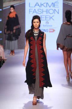 #Lakme India Fashion Winter Festival 2015 #Indian Fashion #Indian Runway