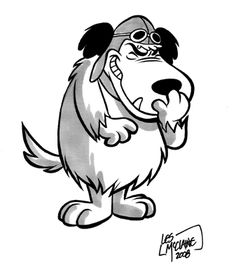 muttley cartoon character | ... DirectTV, I thought I'd provide a cartoon character I've always liked