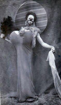 Sparks Circus 1947/ Ernie Burch