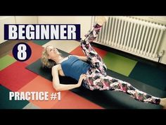 BEGINNER YOGA FLOW // BREATH, CORE, CONNECTION \\ PRACTICE #1 of 8 - YouTube