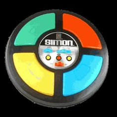One of the toys I remember most from my childhood. We loved playing Simon My Childhood Memories, Childhood Toys, Best Memories, School Memories, 80s Kids, Kids Toys, Baby Toys, Children's Toys, Jouets Fisher Price