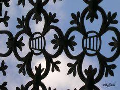 Verona - Una Scala nel Cielo Cancellata della Tomba di Cangrande della Scala