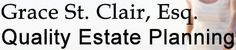 Do you need help in filing probate legal document in California court? Contact Law Offices of Grace Greer St. Clair and schedule an appointment for Grace St. Clair. She is an independent attorney serving individuals, couples, business owners and families who need assistance with protecting their assets from falling into the wrong hands.