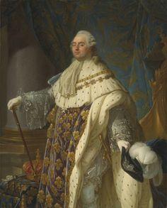 Louis XVI, Francois Callet