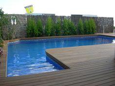 Piscina privada en Molina de Segura (Murcia), realizada por Sol y Agua 2M. Vea mas en www.solyagua2m.com