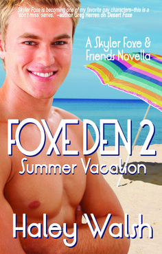 Book # 5.5 A novella between DESERT FOXE and the yet to be written Book #6 CRAZY LIKE A FOXE