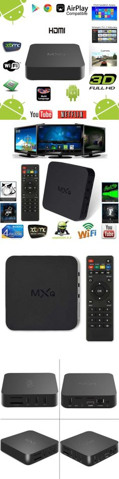 MXQ S805 Smart TV BOX Android XBMC Quad Core 8G... - Exclusively on #priceabate #priceabateElectronics! BUY IT NOW ONLY $41.78 Xbmc Kodi, Games To Play, Playing Games, Android Box, Wifi Antenna, Apple Products, Smart Tv, Hd 1080p, Quad