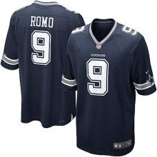 62b707d6493 Cheap Tony Romo Youth Jersey Limited Navy Blue Team Color NFL Nike Dallas  Cowboys Jersey on sale