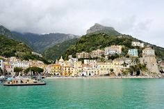 Discover Italian Village Cetara on the Amalfi Coast, Italy
