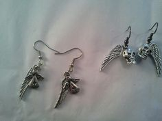 Good versus Evil Earrings