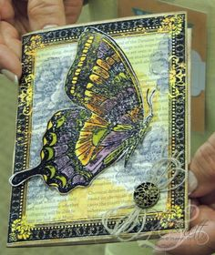 Swallowtail and Ex Libris BG - SU