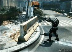 game glitch gif