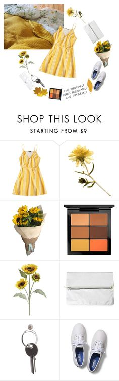 """""""My Favourite Polyvorists"""" by fiona137 ❤ liked on Polyvore featuring MAC Cosmetics, Pier 1 Imports, Rut m.fl., Conair, Maison Margiela and Keds"""