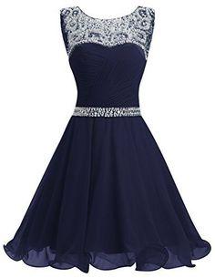 Dresstells® Short Chiffon Open Back Prom Dress With B... https://www.amazon.co.uk/dp/B01J1M8ARC/ref=cm_sw_r_pi_dp_x_W2Qfyb6DVKY51