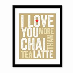 Chai Latte 11x14 Beige, $25, now featured on Fab.